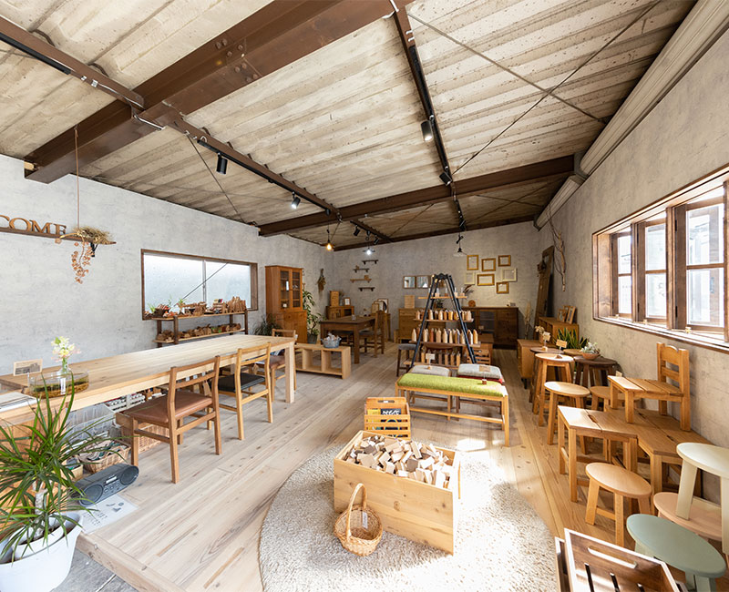 ORDER FURNITURE & WOOD PRODUCTS Heart-Box Factory