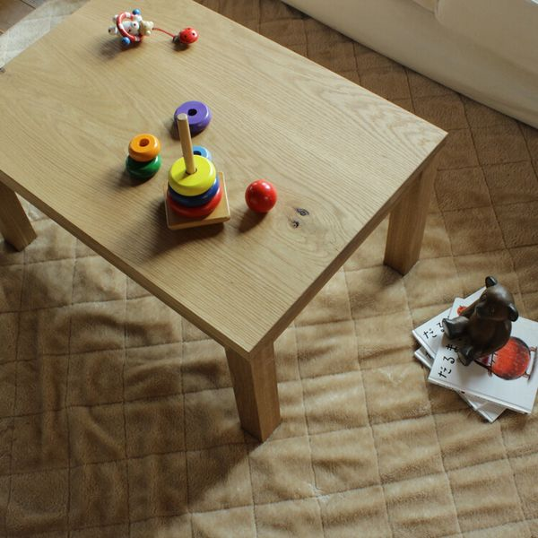 シンプルローテーブル